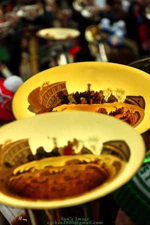 Boston Tuba Christmas 2009
