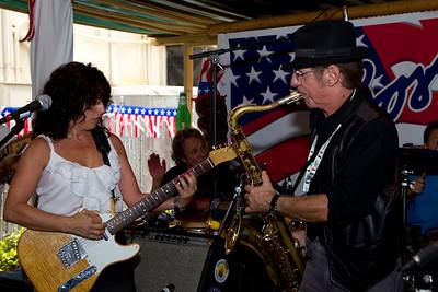 Boston's on the Beach Red White & Blues Festival