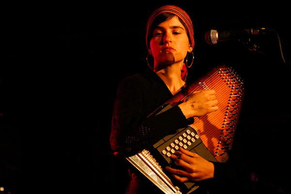 Bowerbirds - Mercury Lounge, NYC - February 29th, 2008 - Pic 1