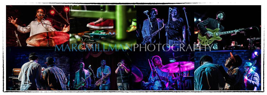 Bowlive 3- Night 4 feat. Karl Denson, Jennifer Hartwick, Nigel Hall, James Casey & Tash Neal @ Brooklyn Bowl (Fri 3 2 12)