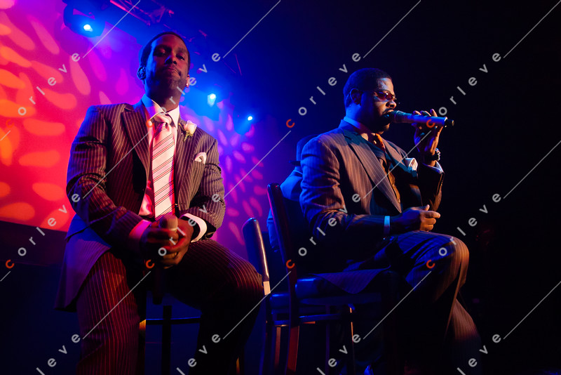 Boyz II Men perform at QBH