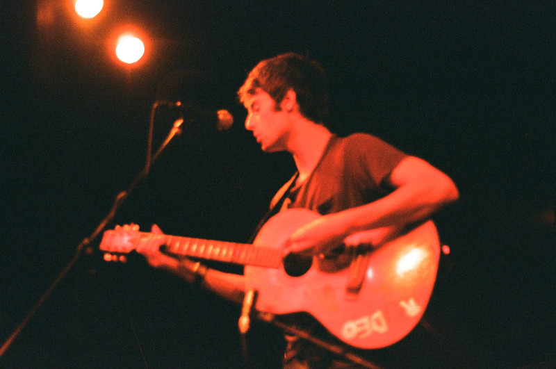 unexpectedly solo, at The Fire, Philly, May '11