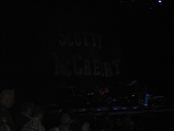Brad Paisley Concert-2012