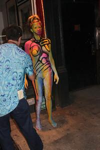 Human artwork
