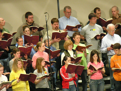 Brahms Requiem April 06