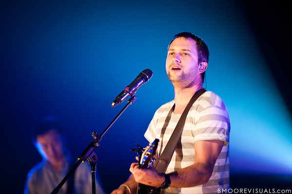 "Brandon Heath performs in support of his forthcoming album ""Leaving Eden"" on October 23, 2010 at Countryside Christian Center in Clearwater, Florida"