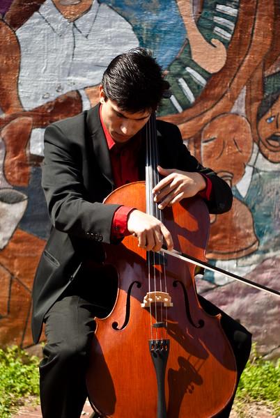 Brandon & Cello-13