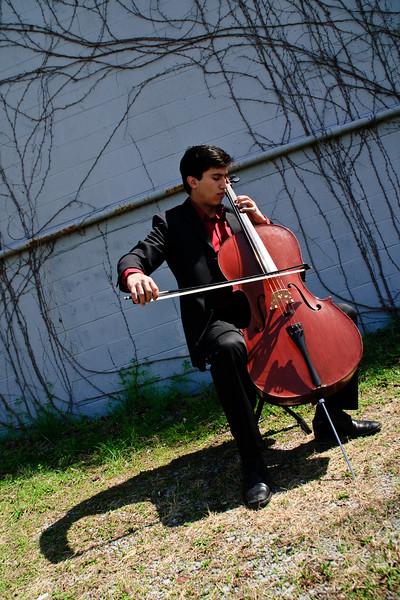 Brandon & Cello-5