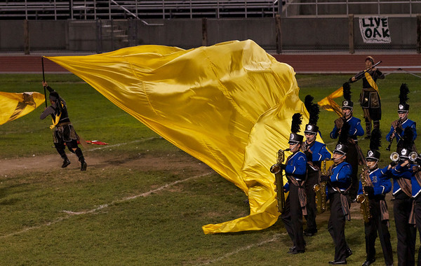 BHS: Independence Field Show '10-11