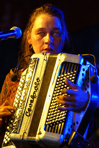 Kristel de Rio (FR) | Schleuse-Zelt  | 29.05.2004