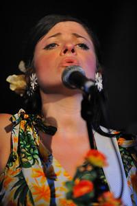 Gemma Ray (UK) Weltbühne (04.07.2009)
