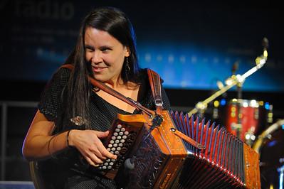 Sophie Cavez - No Blues (NL) Weltbühne (03.07.2009)