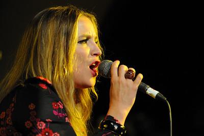 Lynne Jackaman - Saint Jude (UK) Weltbühne (04.07.2009)