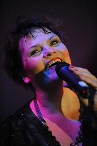 Gayle Tufts & Band (D) Weltbühne (05.07.2009)