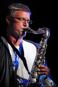 Stig Naur - WonderBrazz (DK)  Weltbühne (02.07.2009)