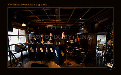Brian Rose Little Big Band at Xenos ... http://www.brianroseband.ca/site2/