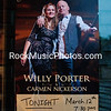 Willy Porter & Carmen Nickerson