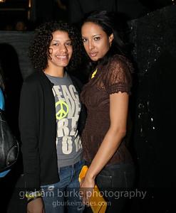 Beautiful Reggae Fans at Charlotte N.C. concert