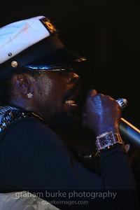 Beenie Man in concert