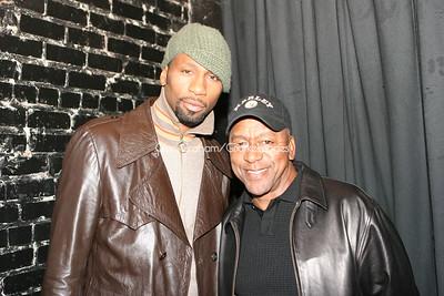 Leon & Bob Johnson