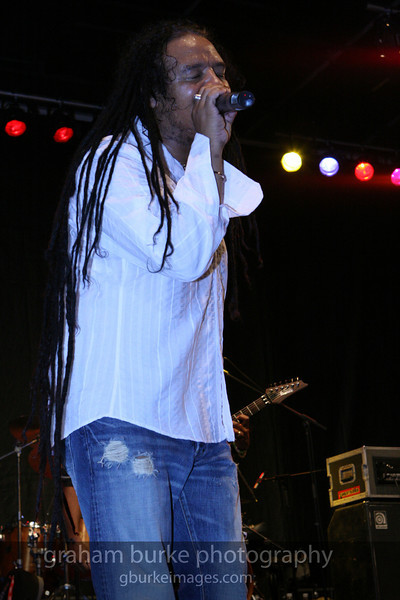 Maxi Priest at the Neighborhood Theater, Charlotte NC.