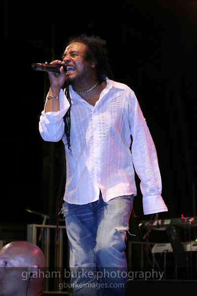 Maxi Priest at the neighborhood Theater, Charlotte NC