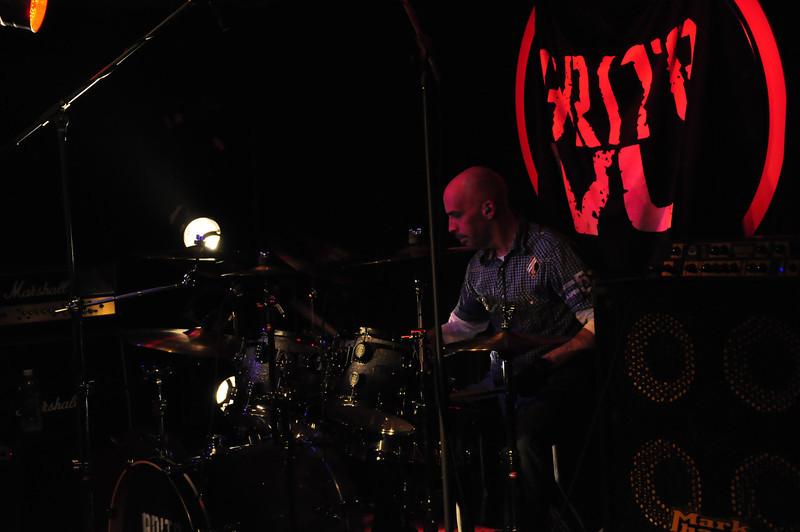 Band Brite-Vu at their CD launch