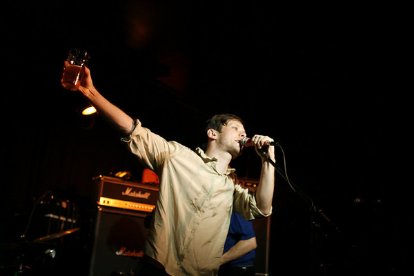 British Sea Power - Maxwell's, Hoboken - October 15th, 2007 - Pic 10