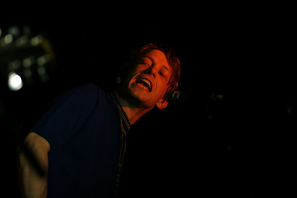 British Sea Power - Maxwell's, Hoboken - October 15th, 2007 - Pic 6