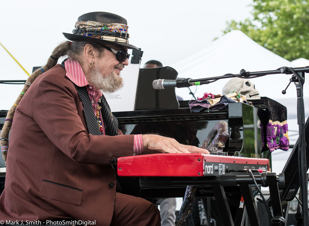 Dr. John and The Night Trippers