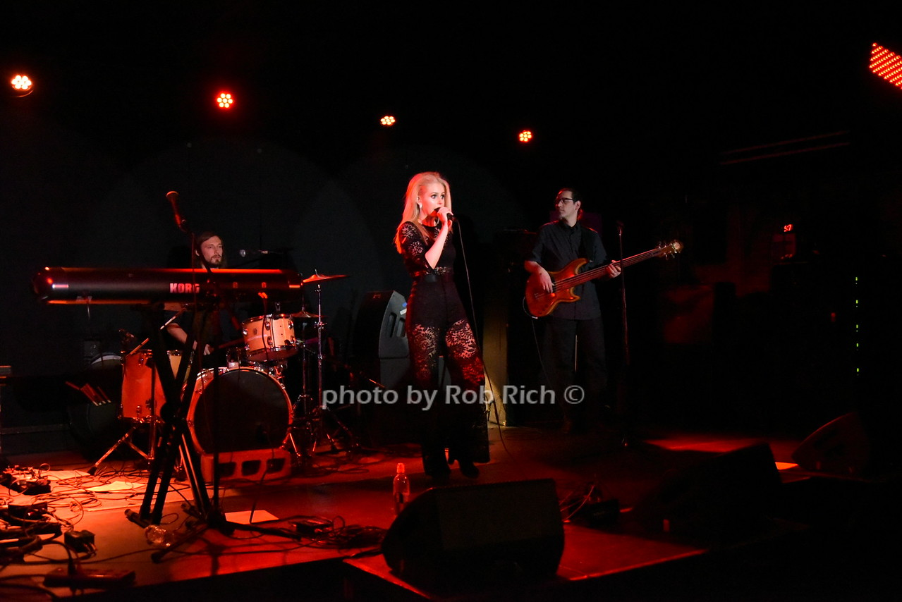 Brooke Moriber at the Mercury Lounge
