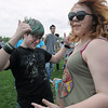 Alec Speers, 17, left, dances with Alexandra Bielawski, 17,  during Broomstock at the Broomfield County Commons Park on Thursday.<br /> May 26, 2011<br /> staff photo/David R. Jennings