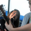 Ashley Prince lead vocals for 'Cooler Than Kyle' performing during Broomstock at the Broomfield County Commons Park on Thursday.<br /> May 26, 2011<br /> staff photo/David R. Jennings