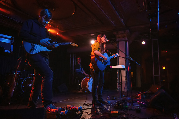 MOKB Presents Brother Bird opening for Lily & Madeleine at the Deluxe Room in Old National Centre. Indianapolis, Indiana March 1, 2019. Photo by Tony Vasquez for Entranced Media.