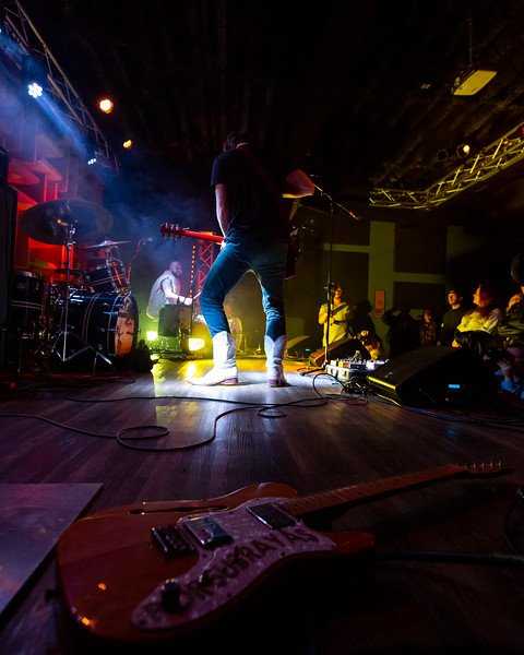 Sun King Brewery Presents A Merry Mashup at the HI-FI with Brother O Brother on December 22, 2018. All Rights Reserved / © Tony Vasquez