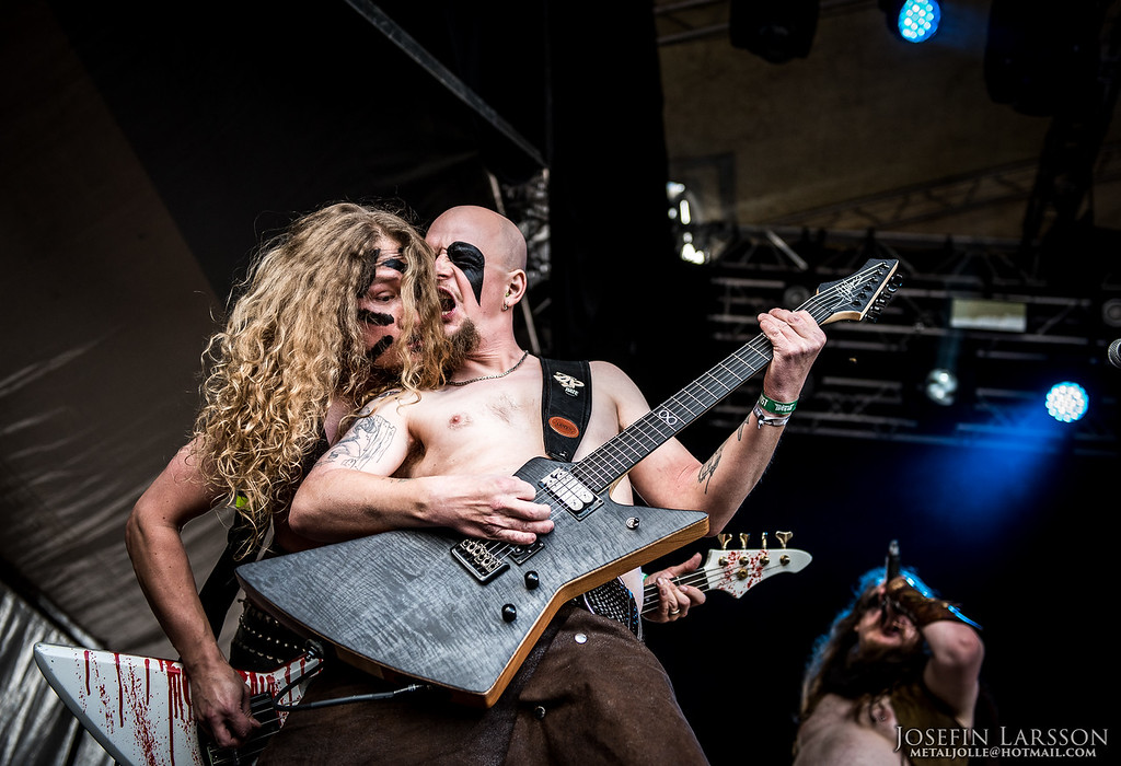 Brothers Of Metal - Sabaton Open Air 2016