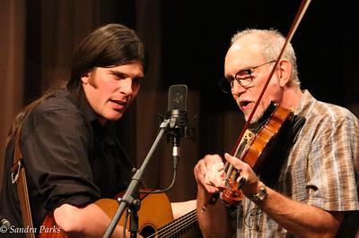 Stash Wyslouch and Bruce Molsky