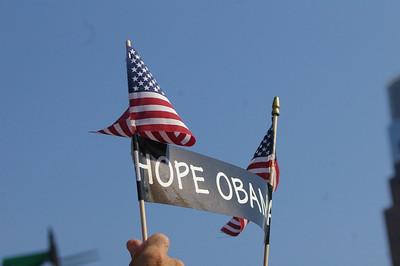 Rally for Obama-Philadelphia
