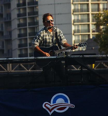 Bruce Springsteen and Philadelphia