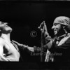 "82084_31<br /> <br /> Steve Van Zandt joins Bruce Springsteen on stage at Meadowlands Arena, New Jersey on August 20, 1985 during Bruce's ""Born In The USA"" tour."