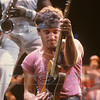 BS_lp_082085_1000<br /> Bruce Springsteen and The E Street Band Perform Live in Concert at Giants Stadium in New Jersey  08.20.1985. Mandatory photo credit: ©Laurie Paladino
