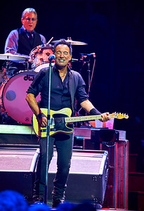 Bruce Springsteen and The E Street Band Perform at Madison Square Garden