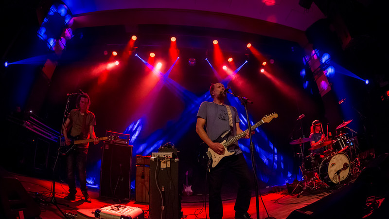 April 13, 2018 MOKB Presents Built To Spill at the Vogue Theatre. Photo By Tony Vasquez for Jams Plus Media.