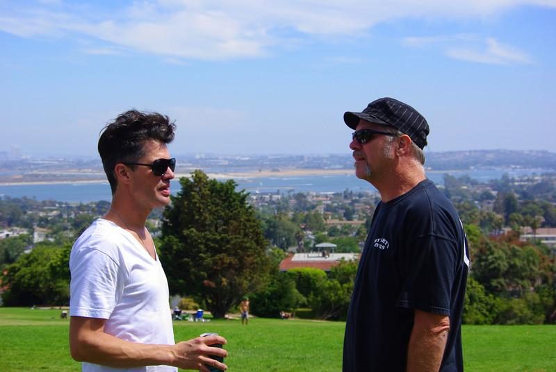 Joe Hager & Steve Burns