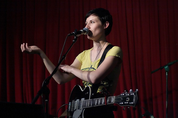 Butterfly Boucher @ Hotel Cafe in Hollywood, CA (June 17, 2009)