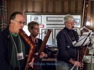 Columbia Gorge Early Music Retreat 2013.