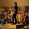The conductor (Silvia Sanz Torre)