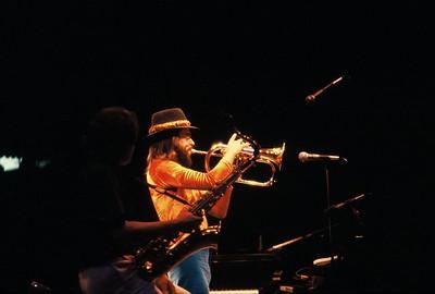 CHUCK MANGIONE at  WALLINGFORD, CT 1980