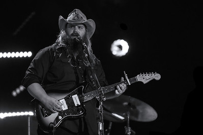 Chris Stapleton ~ black and white
