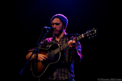 James McMorrow at the Bowery Ballroom 10-22-10